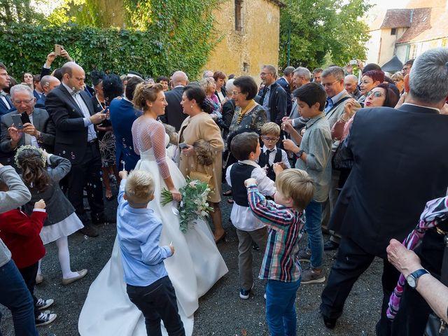 Le mariage de Antoine et Céline à Bannegon, Cher 186