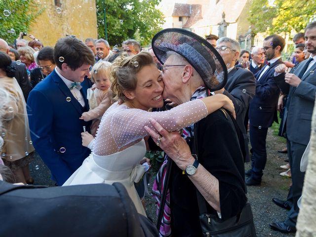 Le mariage de Antoine et Céline à Bannegon, Cher 190