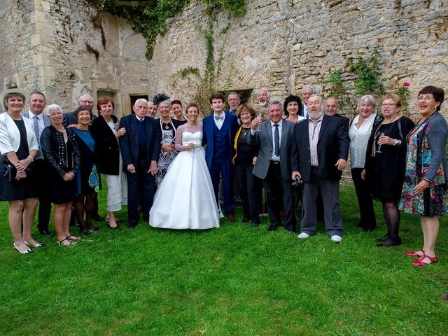 Le mariage de Antoine et Céline à Bannegon, Cher 264