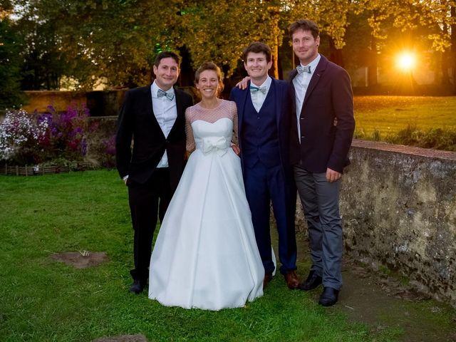 Le mariage de Antoine et Céline à Bannegon, Cher 274