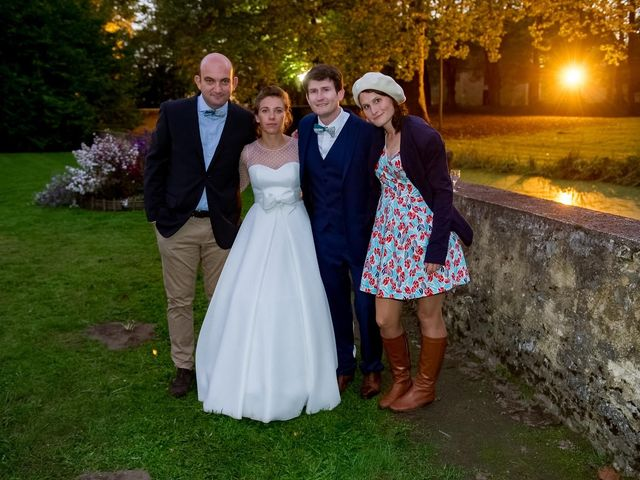 Le mariage de Antoine et Céline à Bannegon, Cher 276