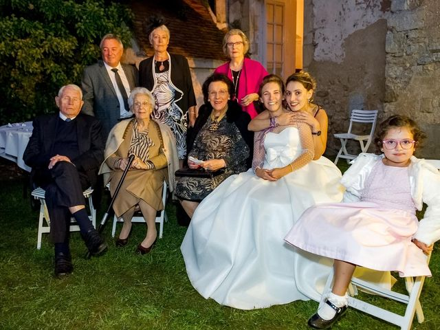 Le mariage de Antoine et Céline à Bannegon, Cher 283