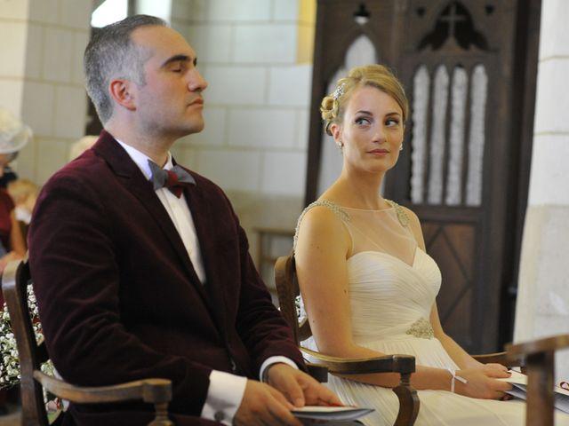 Le mariage de Alexandre et Eloïse à Braye sur Maulne, Indre-et-Loire 2