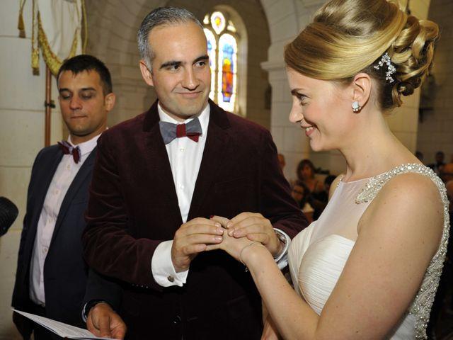 Le mariage de Alexandre et Eloïse à Braye sur Maulne, Indre-et-Loire 6