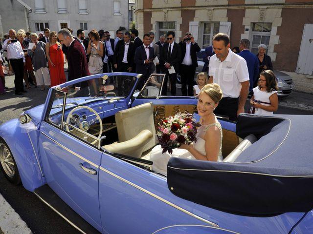 Le mariage de Alexandre et Eloïse à Braye sur Maulne, Indre-et-Loire 9