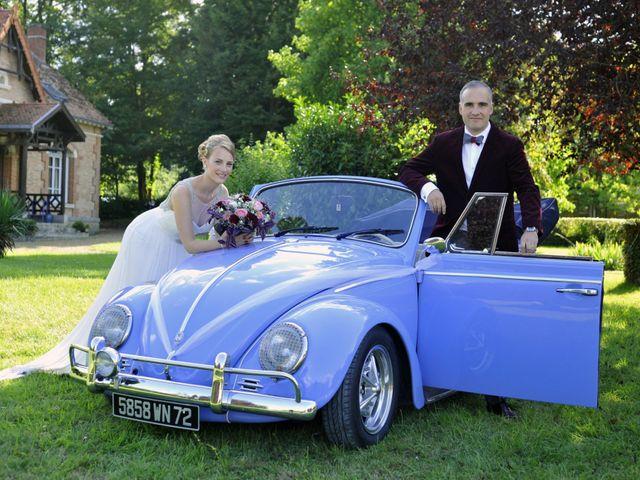 Le mariage de Alexandre et Eloïse à Braye sur Maulne, Indre-et-Loire 10