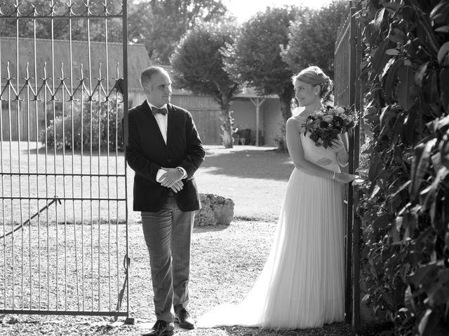 Le mariage de Alexandre et Eloïse à Braye sur Maulne, Indre-et-Loire 12