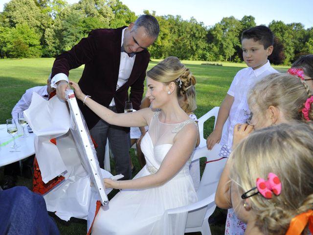 Le mariage de Alexandre et Eloïse à Braye sur Maulne, Indre-et-Loire 16