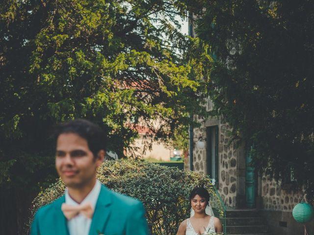 Le mariage de Lucie et Emmanuel à Savigneux, Loire 34