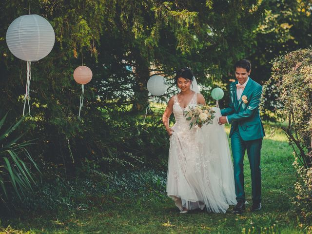 Le mariage de Lucie et Emmanuel à Savigneux, Loire 41