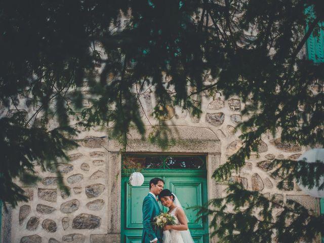 Le mariage de Lucie et Emmanuel à Savigneux, Loire 42