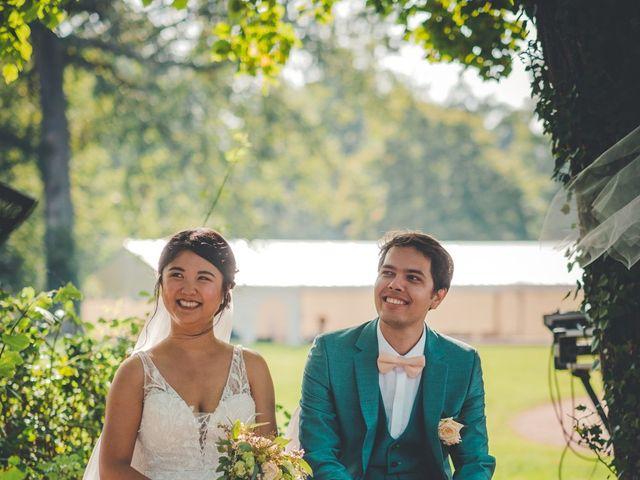 Le mariage de Lucie et Emmanuel à Savigneux, Loire 52