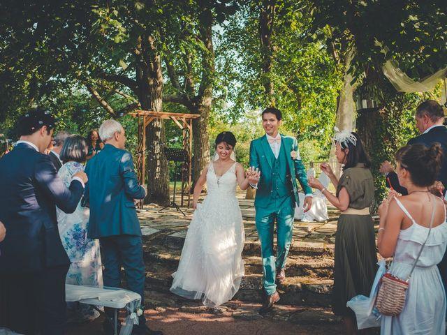 Le mariage de Lucie et Emmanuel à Savigneux, Loire 69
