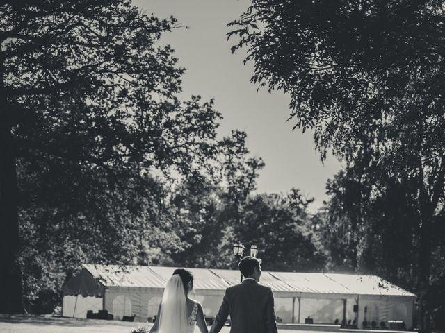 Le mariage de Lucie et Emmanuel à Savigneux, Loire 71