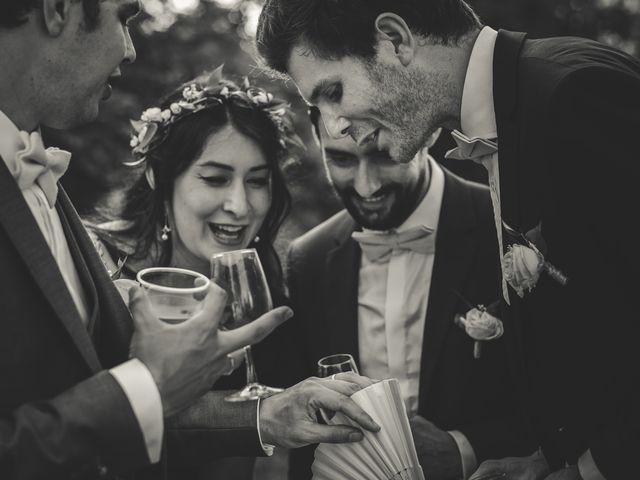 Le mariage de Lucie et Emmanuel à Savigneux, Loire 72