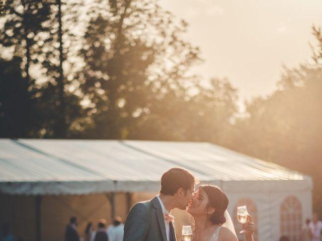 Le mariage de Lucie et Emmanuel à Savigneux, Loire 78