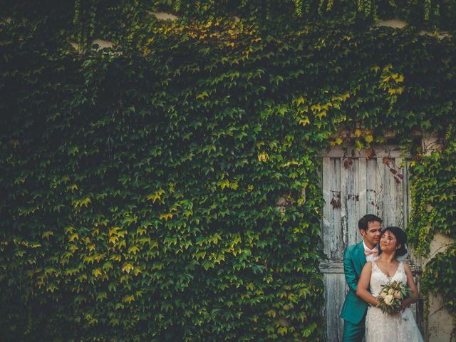 Le mariage de Lucie et Emmanuel à Savigneux, Loire 84