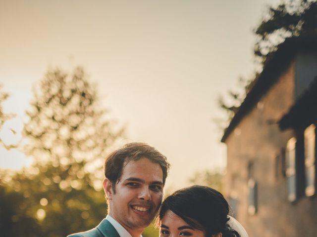 Le mariage de Lucie et Emmanuel à Savigneux, Loire 86