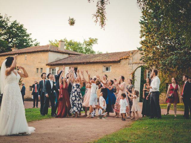 Le mariage de Lucie et Emmanuel à Savigneux, Loire 88