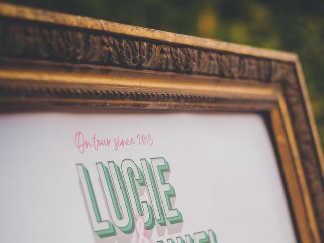 Le mariage de Lucie et Emmanuel à Savigneux, Loire 90