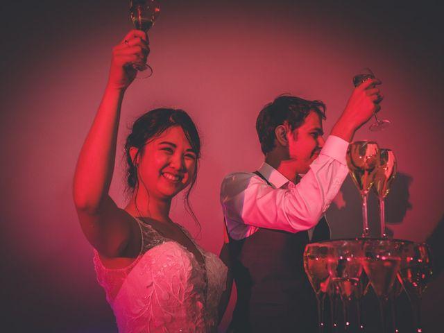 Le mariage de Lucie et Emmanuel à Savigneux, Loire 112