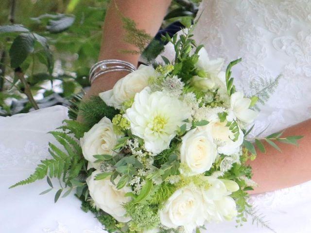 Le mariage de Romain et Amandine à Granges-sur-Vologne, Vosges 3