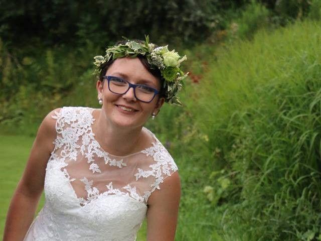 Le mariage de Romain et Amandine à Granges-sur-Vologne, Vosges 6
