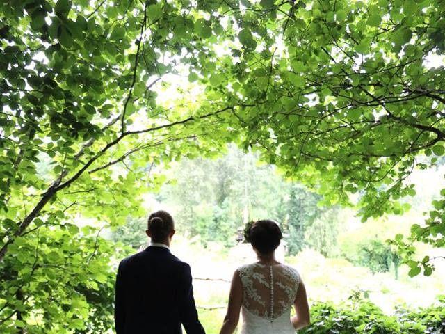Le mariage de Romain et Amandine à Granges-sur-Vologne, Vosges 7