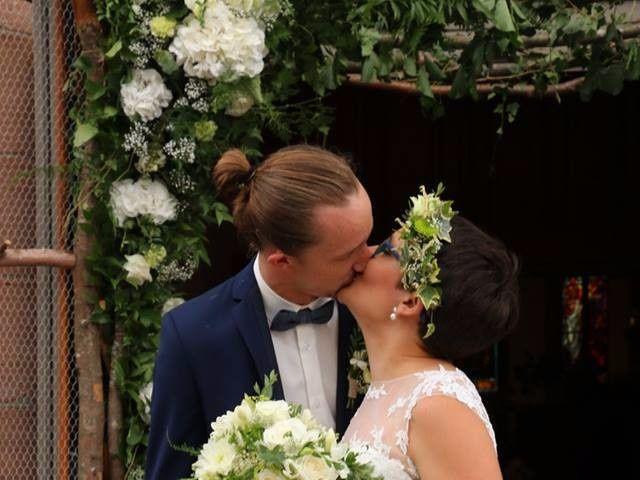 Le mariage de Romain et Amandine à Granges-sur-Vologne, Vosges 9