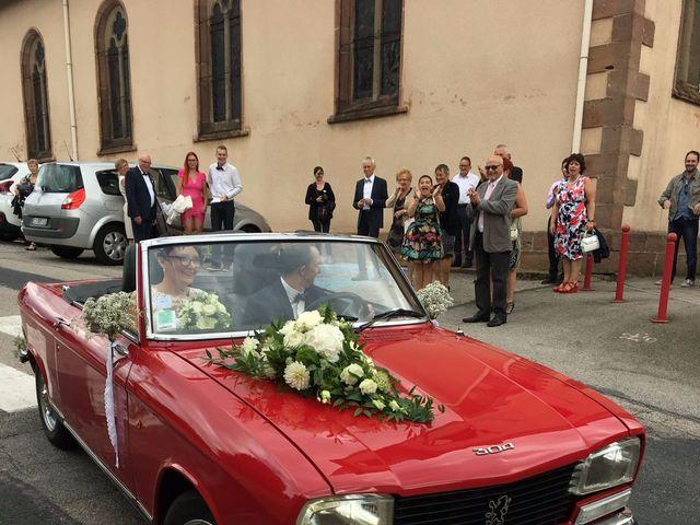 Le mariage de Romain et Amandine à Granges-sur-Vologne, Vosges 10