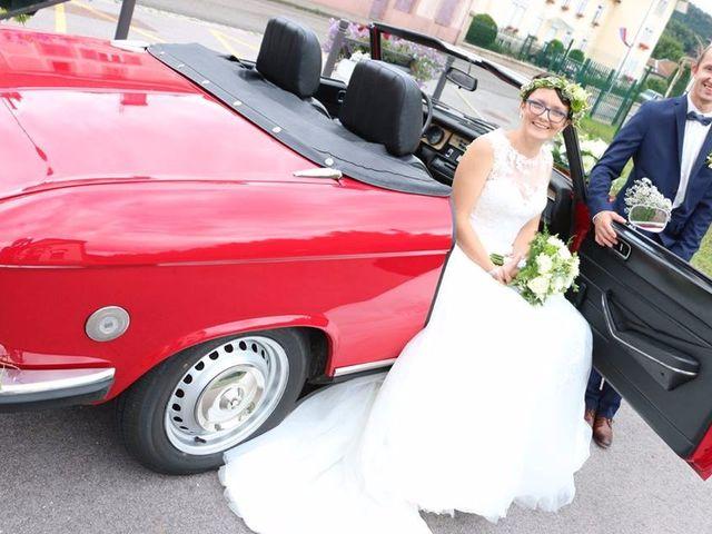 Le mariage de Romain et Amandine à Granges-sur-Vologne, Vosges 2