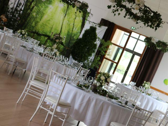 Le mariage de Romain et Amandine à Granges-sur-Vologne, Vosges 19