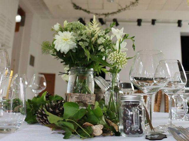 Le mariage de Romain et Amandine à Granges-sur-Vologne, Vosges 20