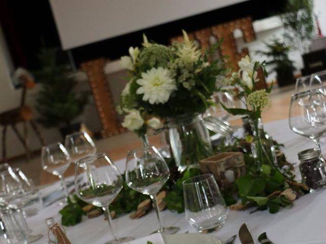 Le mariage de Romain et Amandine à Granges-sur-Vologne, Vosges 21