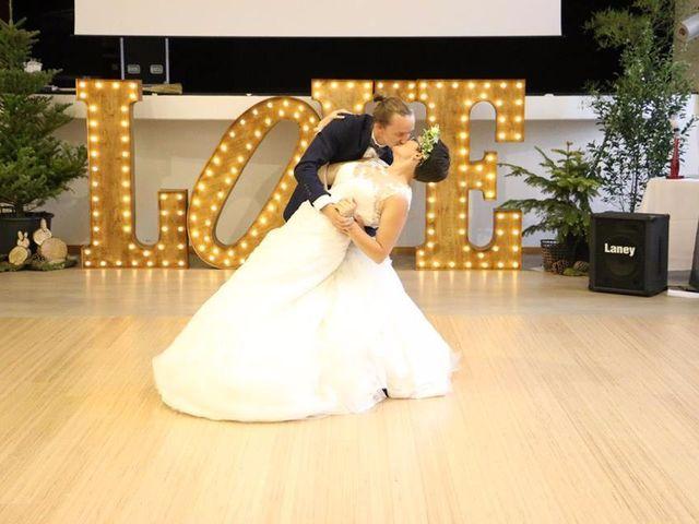 Le mariage de Romain et Amandine à Granges-sur-Vologne, Vosges 28