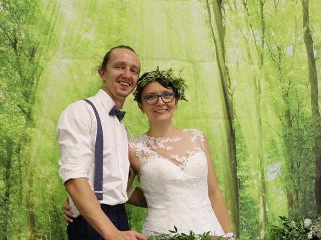 Le mariage de Romain et Amandine à Granges-sur-Vologne, Vosges 31