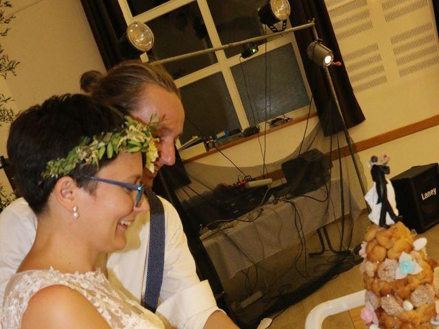 Le mariage de Romain et Amandine à Granges-sur-Vologne, Vosges 33