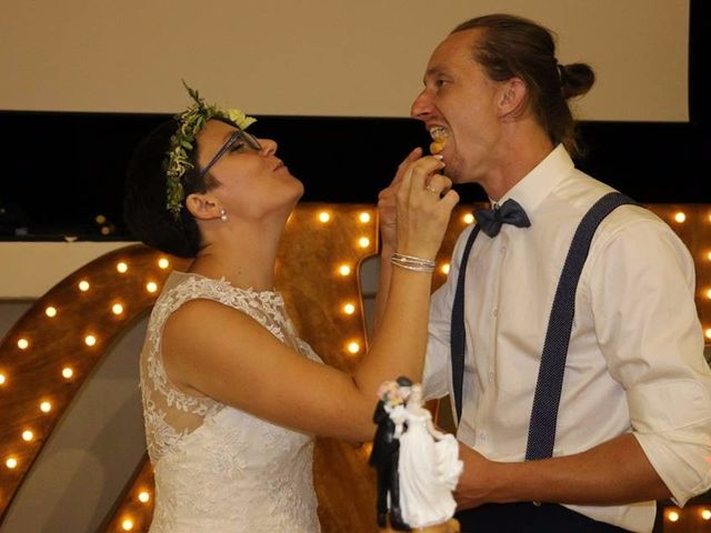 Le mariage de Romain et Amandine à Granges-sur-Vologne, Vosges 34