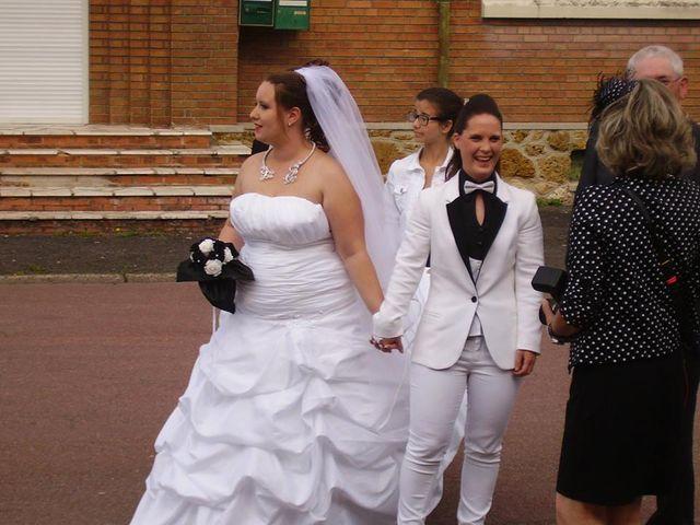 Le mariage de Angélique et Emeline à Thourotte, Oise 5