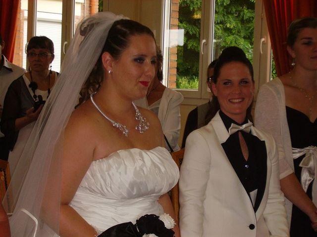 Le mariage de Angélique et Emeline à Thourotte, Oise 8