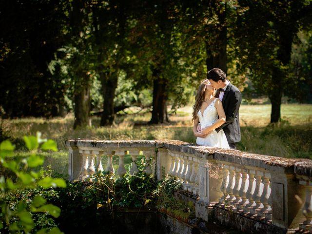 Le mariage de François et Tatiana à Ermenonville, Oise 6