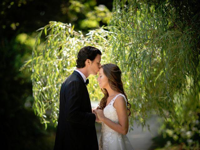 Le mariage de François et Tatiana à Ermenonville, Oise 8