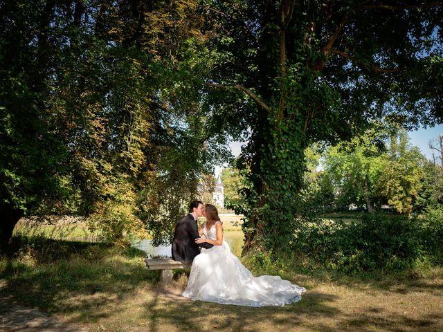 Le mariage de François et Tatiana à Ermenonville, Oise 13