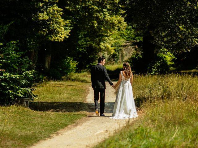 Le mariage de François et Tatiana à Ermenonville, Oise 15