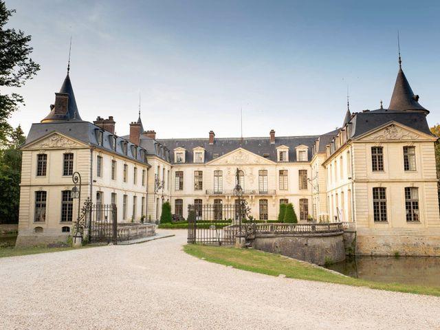 Le mariage de François et Tatiana à Ermenonville, Oise 22