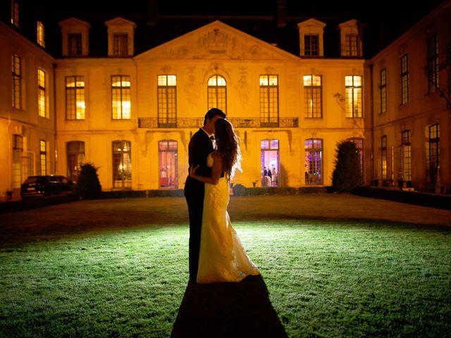 Le mariage de Tatiana et François
