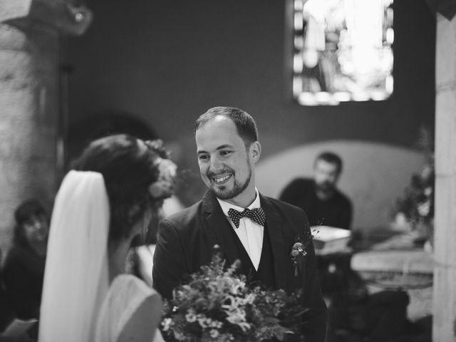 Le mariage de Simon et Géraldine à Froidefontaine, Territoire de Belfort 19