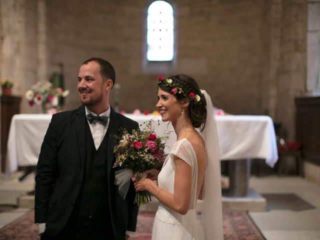 Le mariage de Simon et Géraldine à Froidefontaine, Territoire de Belfort 20