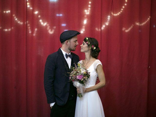 Le mariage de Géraldine et Simon