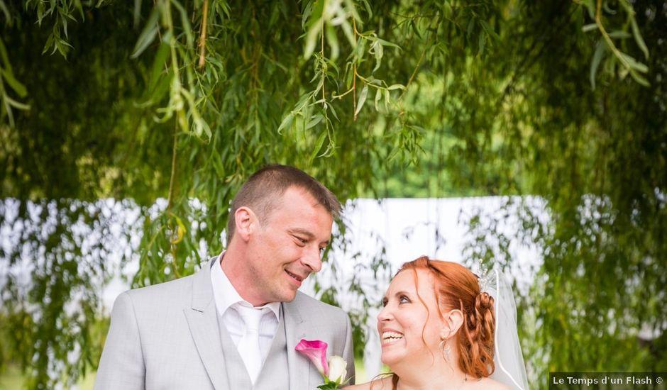Le mariage de Johnny et Christelle à Croisy-sur-Eure, Eure